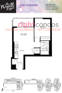 Daniels Wyatt Chrome Floorplan, 20 Tubman