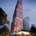 CG Tower Render