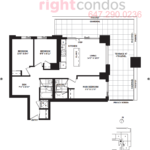 Daniels Artworks Crescendo Floorplan