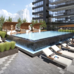 Line 5 Condos Outdoor Pool