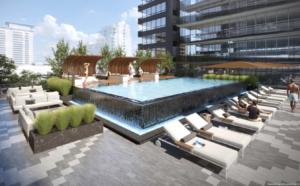 Line 5 Condos Outdoor Pool