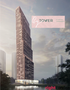 CG Tower in Vaughan Rendering