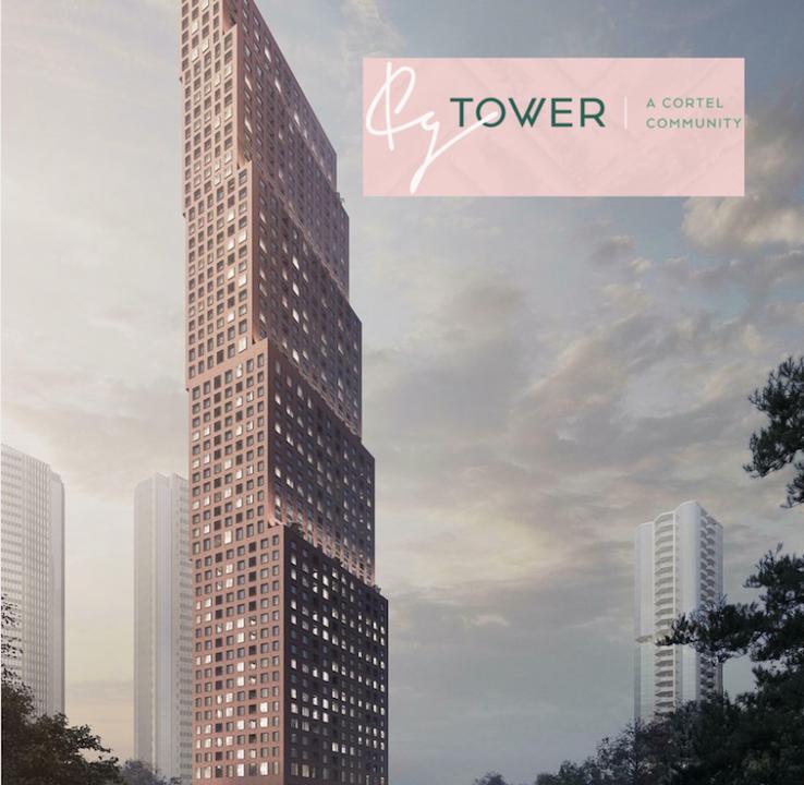 CG Tower in Vaughan Rendering