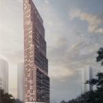 CG Tower Rendering