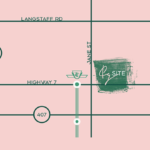 CG Tower in Vaughan Location Map