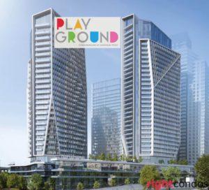 Playground Condos Render