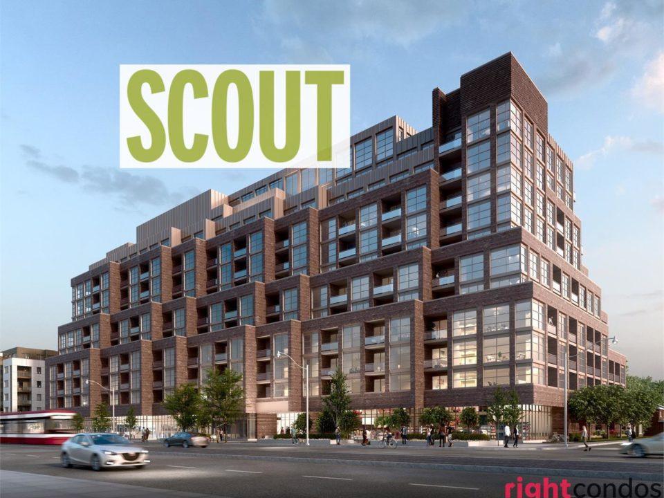 Scout Condos Render