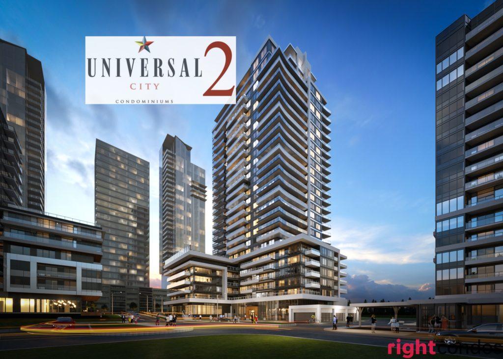Universal City 2 Render