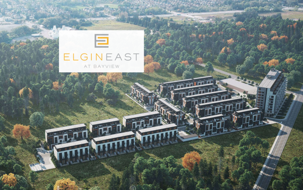 Elgin East Site Map
