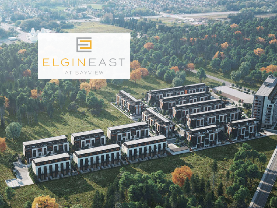 Elgin East Site Map