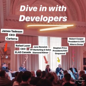 Dive in With Developers PSR Event