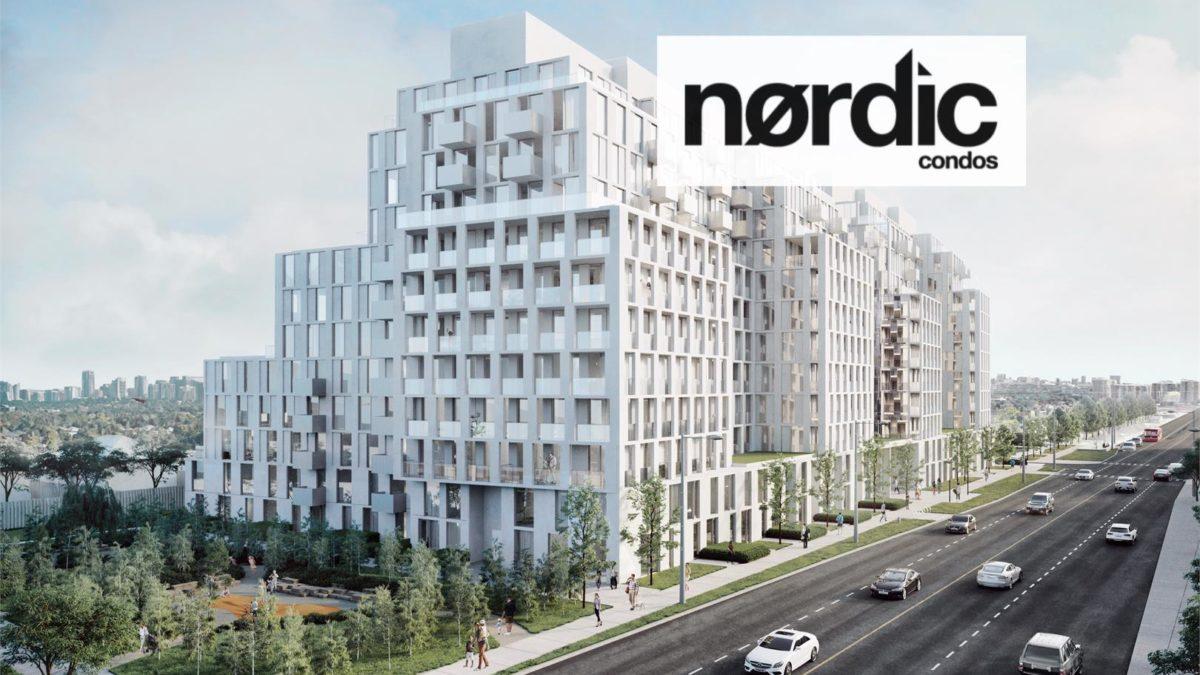Nordic Condos Render