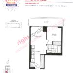 Daniels DuEast Boutique Radiance Floorplan