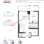 Daniels DuEast Boutique Starburst Floorplan