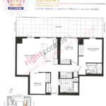 Daniels DuEast Boutique Sunray Floorplan