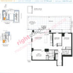 Daniels DuEast Caravel Floorplan