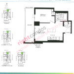 Daniels DuEast Compass Floorplan