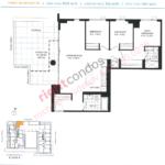 Daniels DuEast Halyard Floorplan