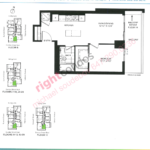 Daniels DuEast Harbour Floorplan