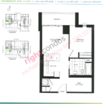 Daniels DuEast Horizon Floorplan