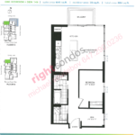 Daniels DuEast Polaris Floorplan