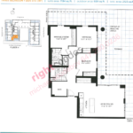 Daniels DuEast Windward Floorplan