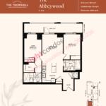 Daniels The Thornhill Abbeywood Floorplan/Layout