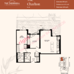 Daniels The Thornhill Charlton Floorplan Layout