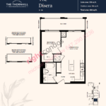 Daniels The Thornhill Disera Floorplan Layout
