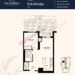 Daniels The Thornhill Edenbridge Floorplan Layout