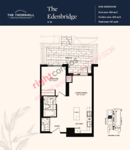 Daniels The Thornhill Edenbridge Floorplan Layout
