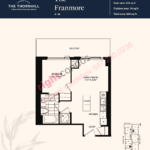 Daniels The Thornhill Franmore Floorplan Layout