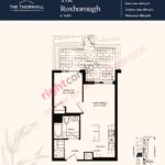 Daniels The Thornhill Roxborough Floorplan Layout