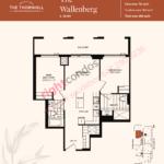 Daniels The Thornhill Wallenberg Floorplan Layout