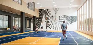 The Thornhill Condos Gymnasium