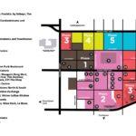 Daniels Field House EcoUrban Towns Map