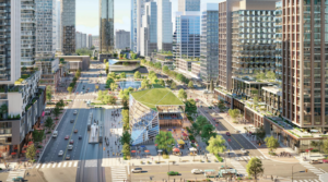 Oxford Square One District Render