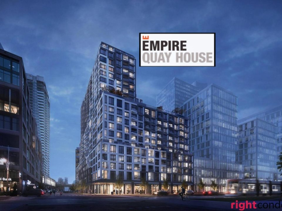 Empire Quay House Condos