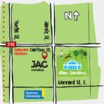 Jac Condos Location