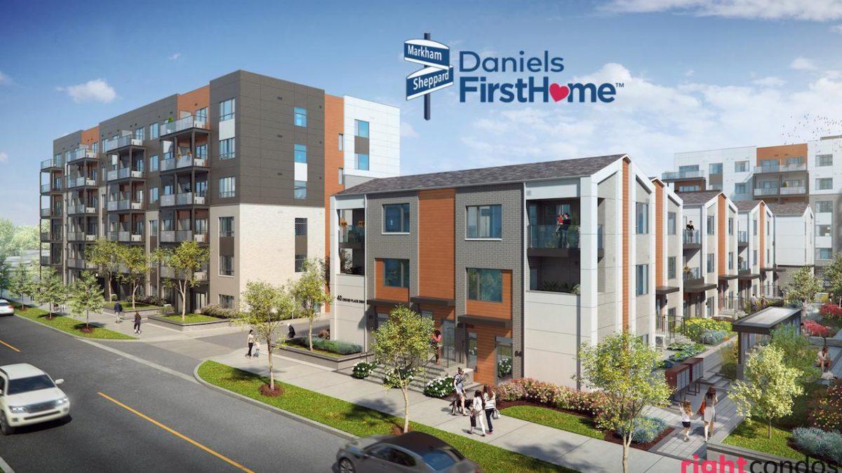 Daniels First Home Markham Sheppard