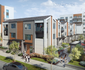Daniels Markham and Sheppard Townhomes
