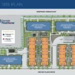 Daniels Markham Sheppard Site Plan