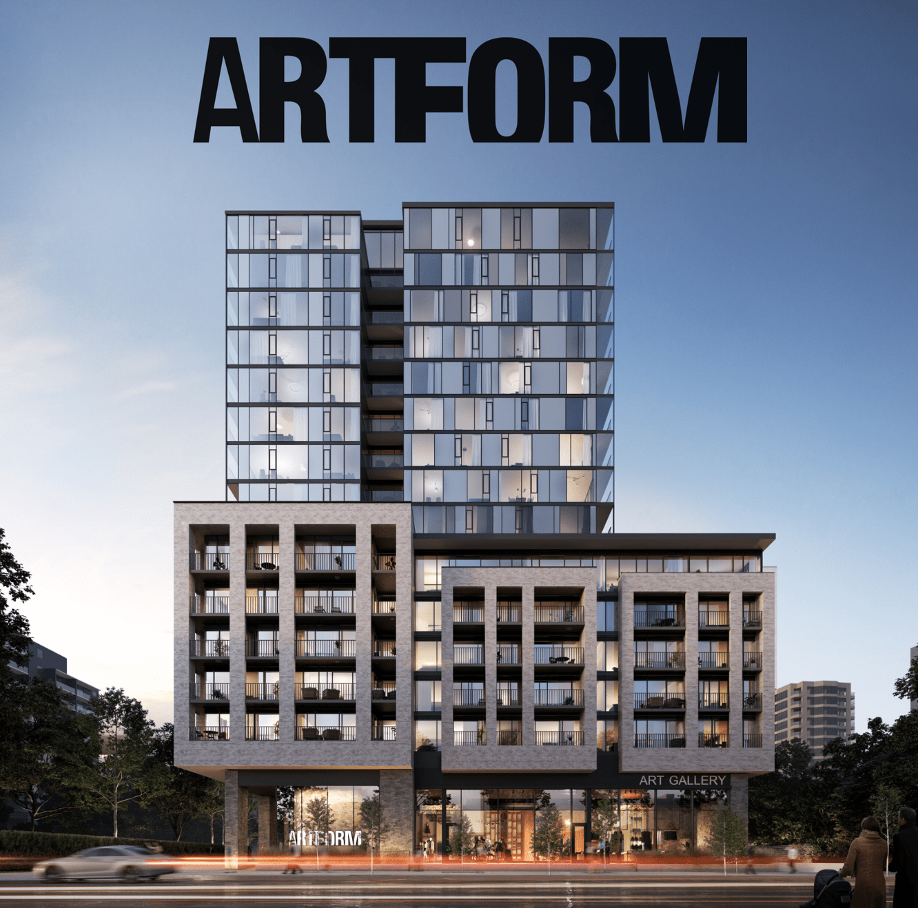 Artform Condos By Emblem Developments
