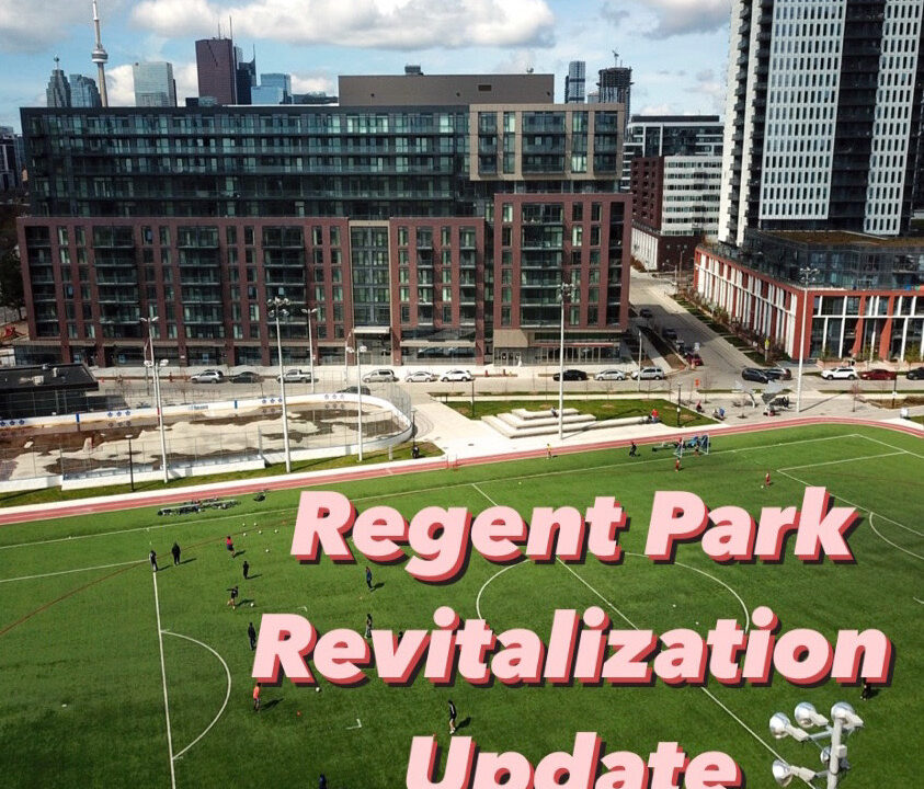 Regent Park Revitalization Update